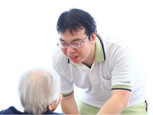 前山 光樹(介護福祉士)27歳 勤務年数4年